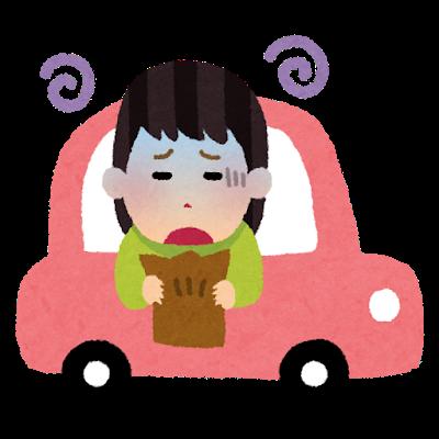 車のニオイ